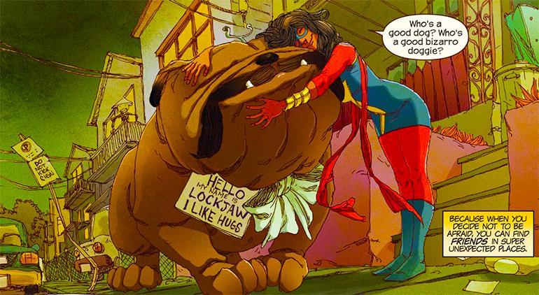 8 Top Incredibly Brave Superhero Dogs