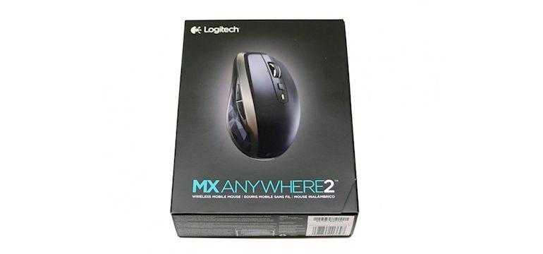 Folkekære Logitech MX Anywhere 2: Review XW-25