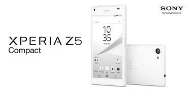 Sony Xperia Z5 Compact-Header