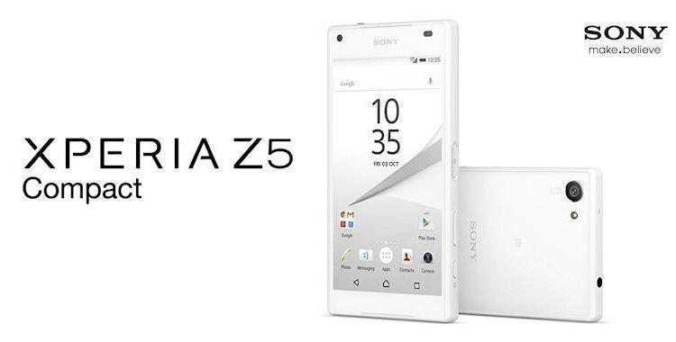Sony Xperia Z5 Compact-Header