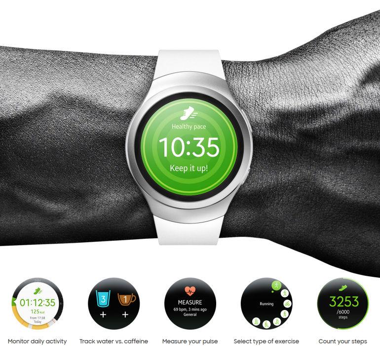 Samsung Gear S2 - 07