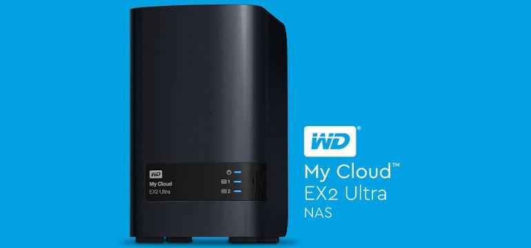 WD My Cloud EX2 Ultra: Review