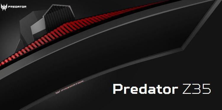 Acer Predator Z35-Header
