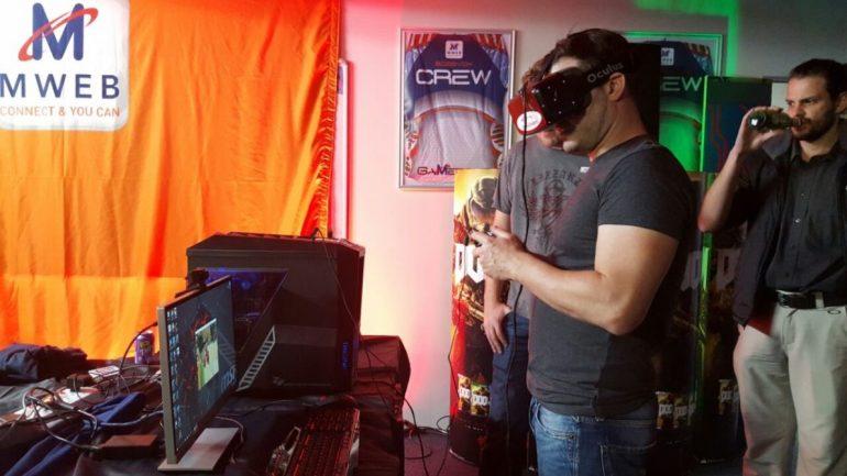 Mweb Doom and MSI Vortex Launch