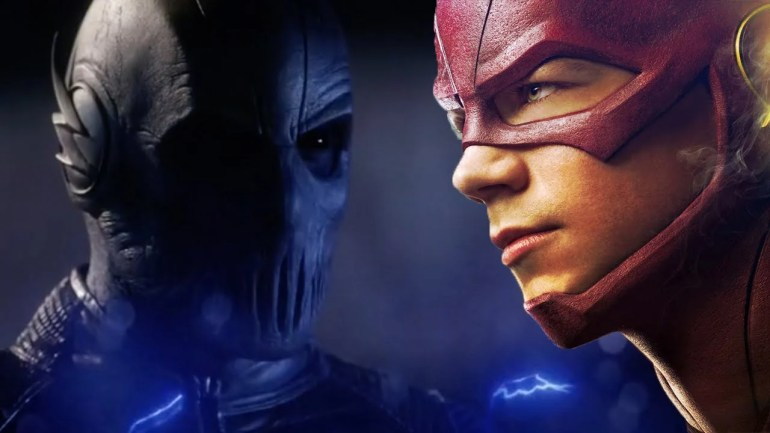 the flash and zoom