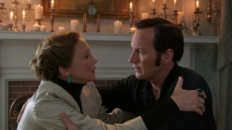 The Conjuring 2 movie review