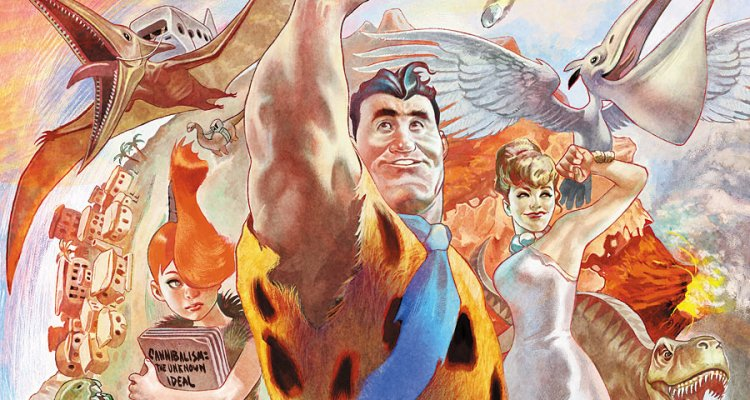 Preview: The Flintstones #1
