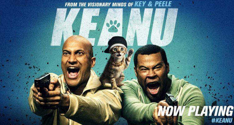 keanu - movie review