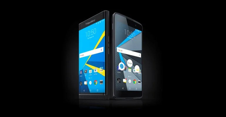 BlackBerry DTek50-01