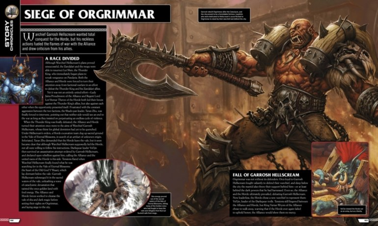 World of Warcraft Ultimate Visual Guide - Updated and Expanded book review
