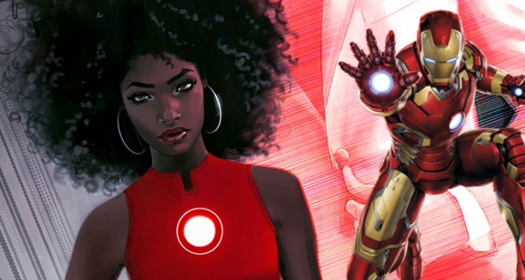 casting riri williams