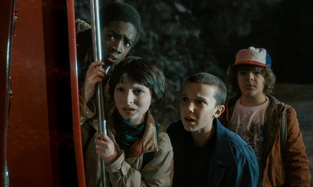 netflix's stranger things info