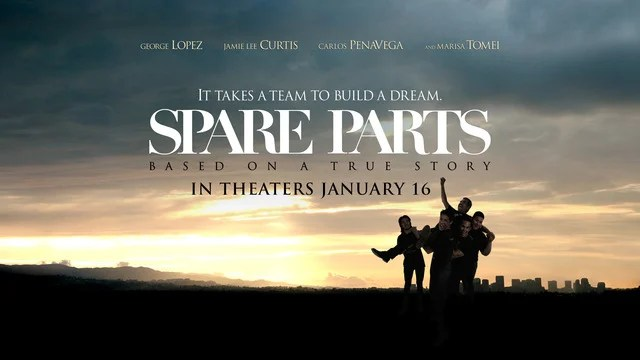 spare parts movie review