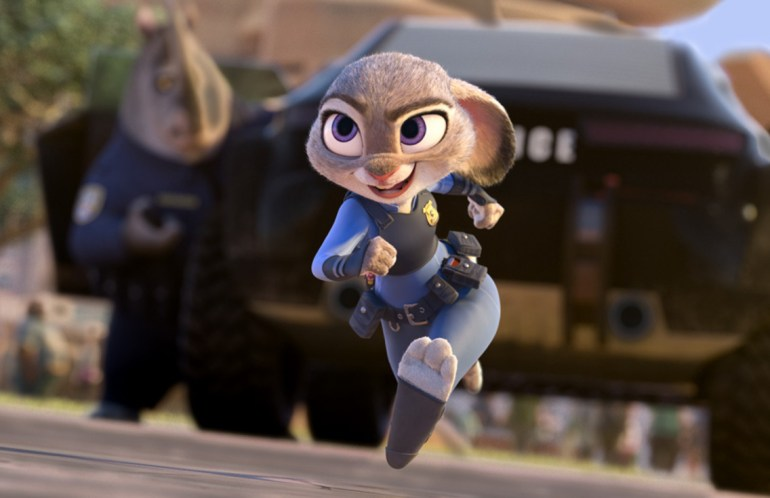 zootropolis - zootopia blu-ray review