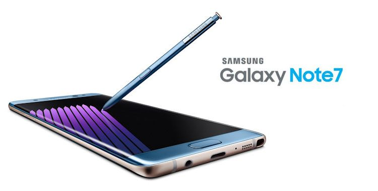 Samsung Releases Galaxy Note7-Header