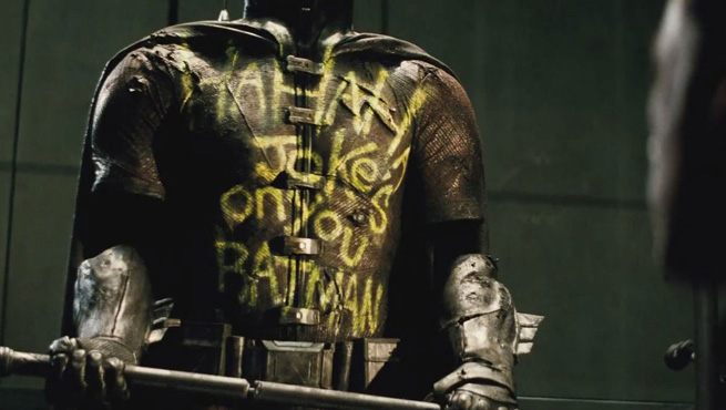 Suicide Squad Director Confirms Who Killed Robin And Who Knocked Joker's Teeth Out