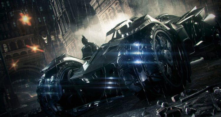 the batman batmobile sucks