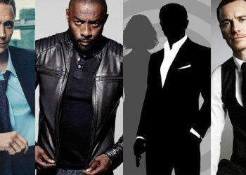 James Bond Shortlist Includes Idris Elba, Tom Hiddleston & Michael Fassbender