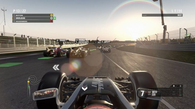 f1 2016 - game review racing