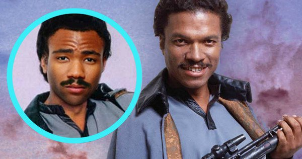 Donald Glover has just been cast to play a young Lando Calrissian in the upcoming Han Solo movie
