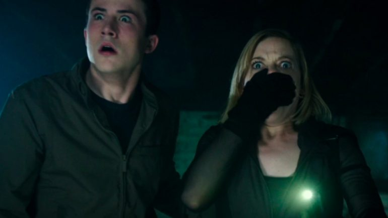 Don't breathe Movie Review