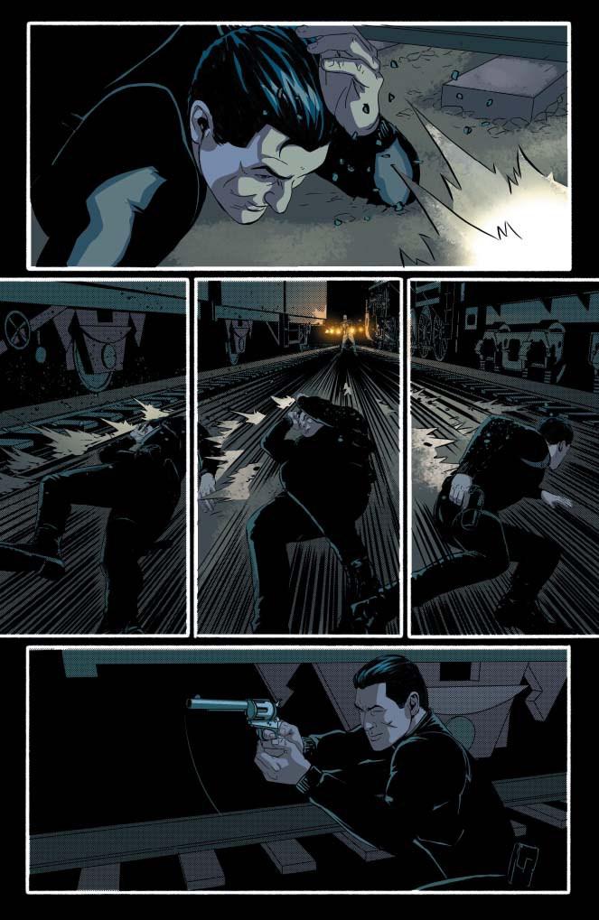 James Bond #10: Eidolon Part 4