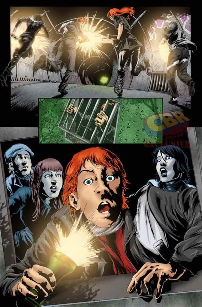 Kiss #1 Comic Book Review