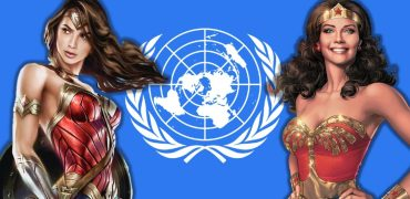 Wonder Woman honorary UN Ambassador for the Empowerment of Women and Girls