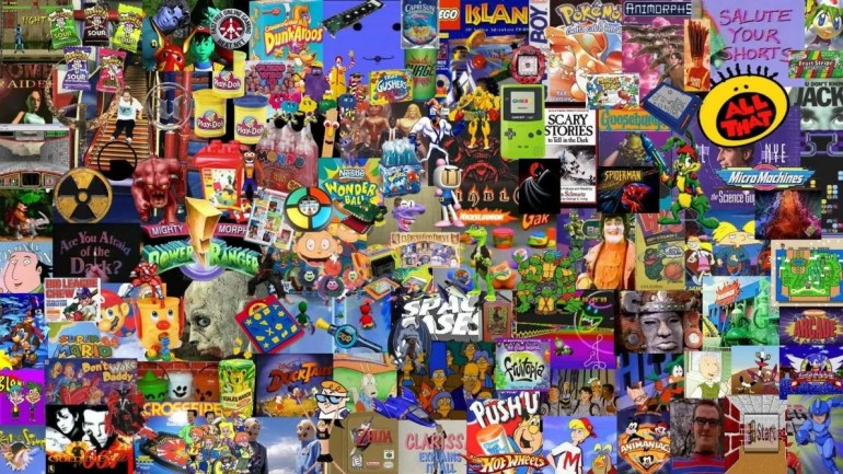 90s nostalgia the nineties