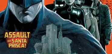 Batman #10 - Comic Book Review