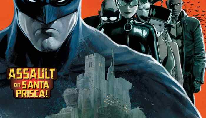 Batman #10 - Comic Book Review