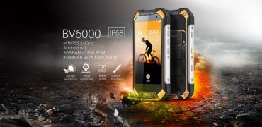 BlackView BV6000 Review - A Tough And Rugged Smartphone