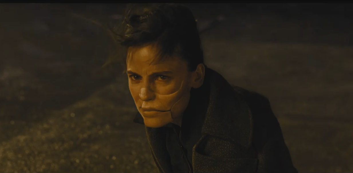 Is This Our First Look At Doctor Poison?