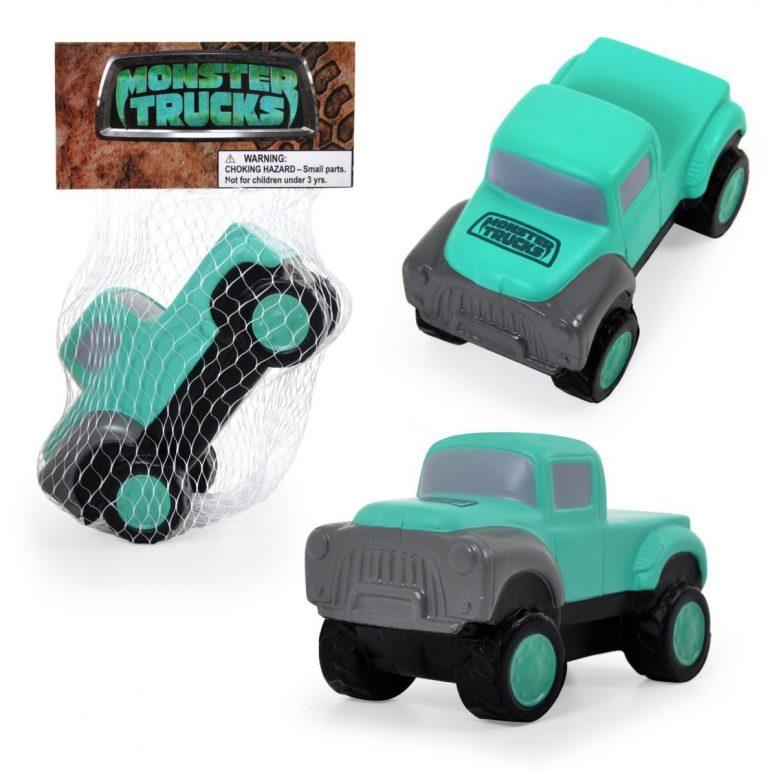Monster Trucks Stress Toys
