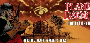 Planet of Daemons #1 – Comic Book ReviewPlanet of Daemons #1 – Comic Book Review