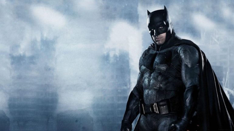 Ben Affleck Won't Be Directing The Batman Movie