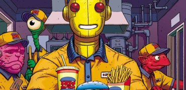 Doom Patrol #4 Review