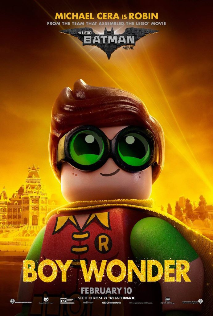 Exclusive Interview With The Batman LEGO Movie Cast - Batman, Joker, Alfred And More