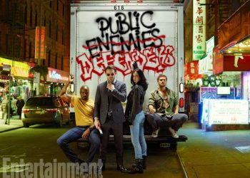First official images from Marvel's The Defenders reveal Sigourney Weaver's villain