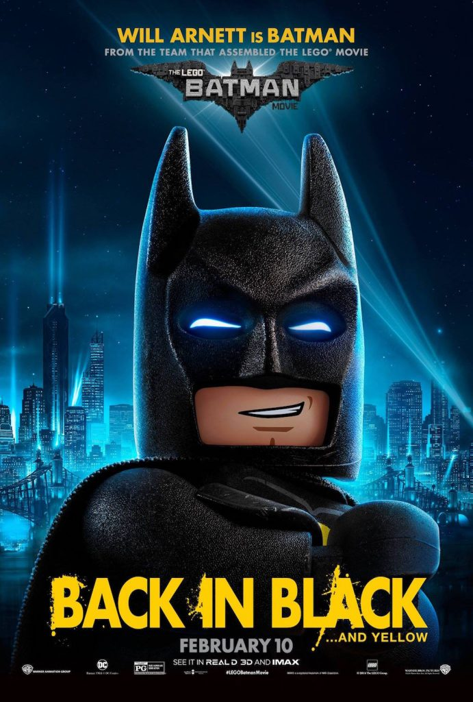 Interview With The Batman LEGO Movie Cast