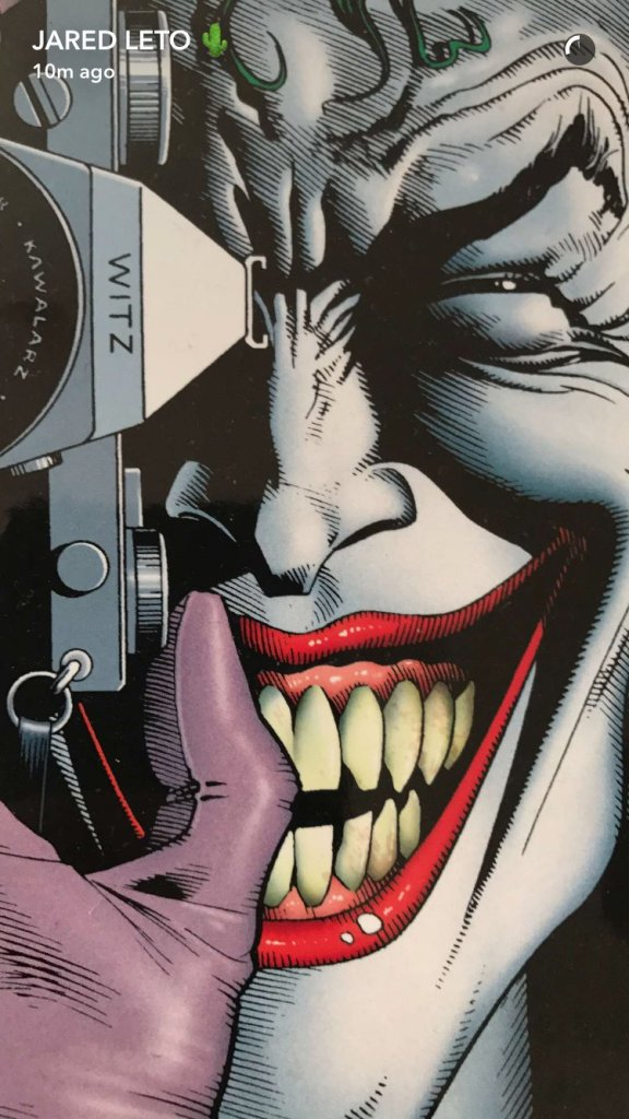 Is Jared Leto's Joker Coming Back? It Seems Like It