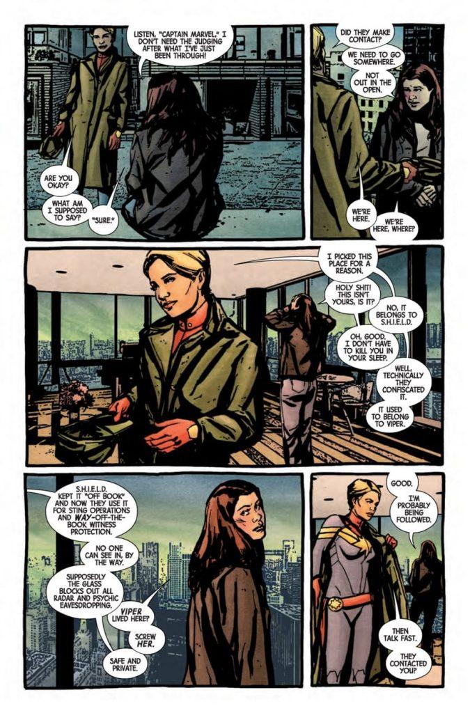 Jessica Jones #4 Review
