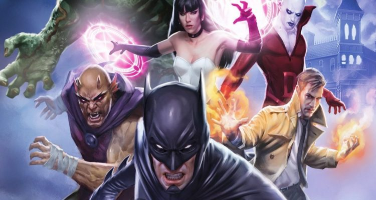 Justice League Dark movie review