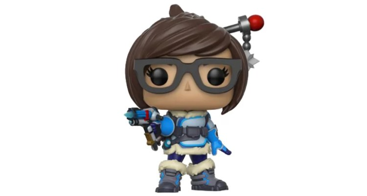 Funko Announces More Adorable Overwatch Funko Pop Figures