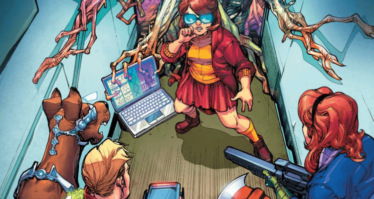 Scooby Apocalypse #9 review