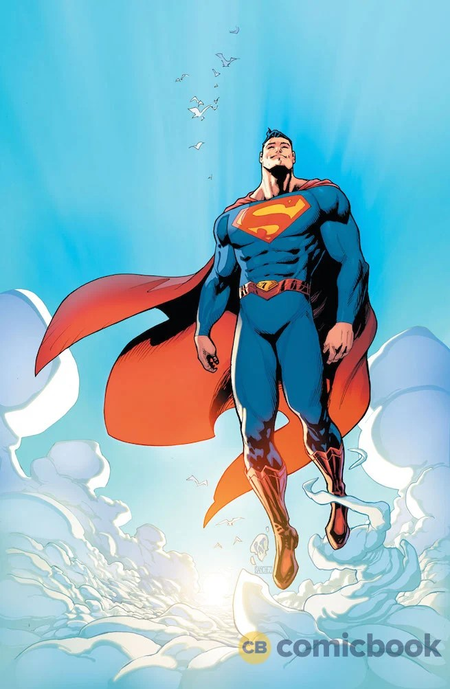 Superman Reborn event, Superman will be getting an all-new costume in Superman #20 and Action Comics #977