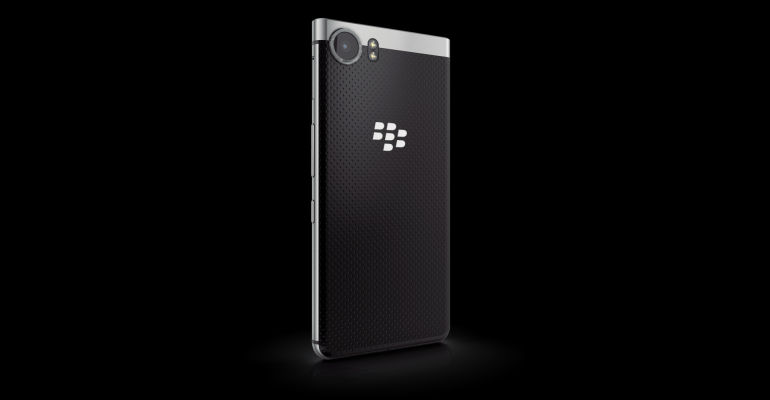 BlackBerry Reveals KeyOne - The Physical Keyboard Redesigned