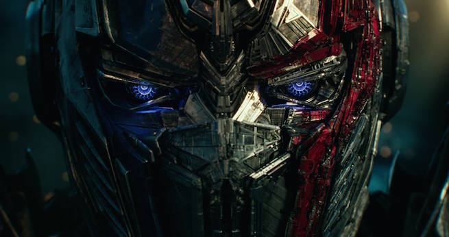 It's Bumblebee versus Optimus in the Transformers: The Last Knight Super Bowl trailer