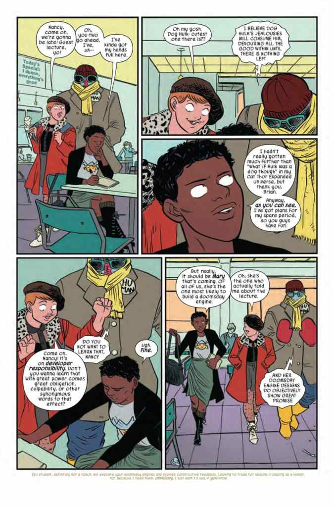 Unbeatable Squirrel Girl V2 #17 Review
