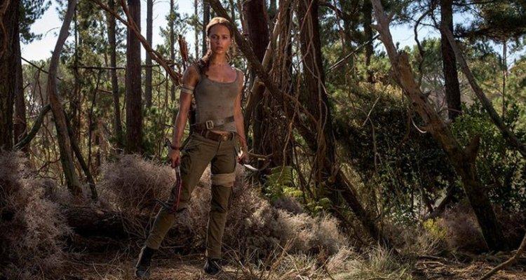 First Look At Alicia Vikander As Lara Croft In The New Tomb Raider Movie